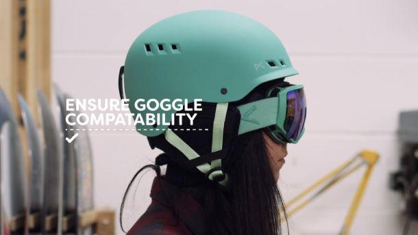 Goggles compatibility