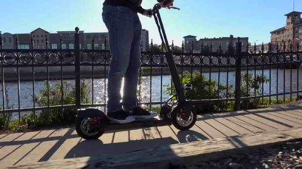 Hybrid scooters and Stunt scooters
