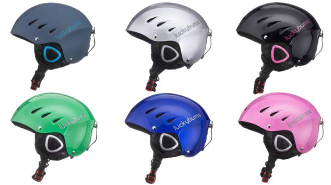 Lucky Bums Multi-Sport Helmet