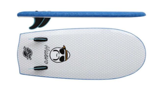 SBBC Surfboard 48 Huevo Soft Top Surfboard
