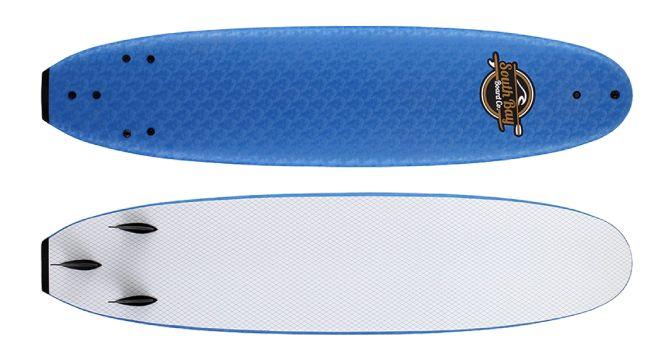 SBBC Surfboard 8 Verve Soft Top Surfboard