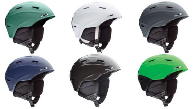 Smith Optics Aspect Adult Ski Snowmobile Helmet