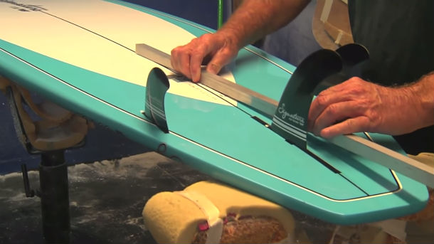 Surfboard Construction