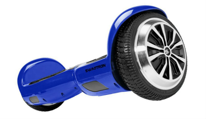 Swagtron Swagboard Pro T1 UL 2272 Certified Hoverboard
