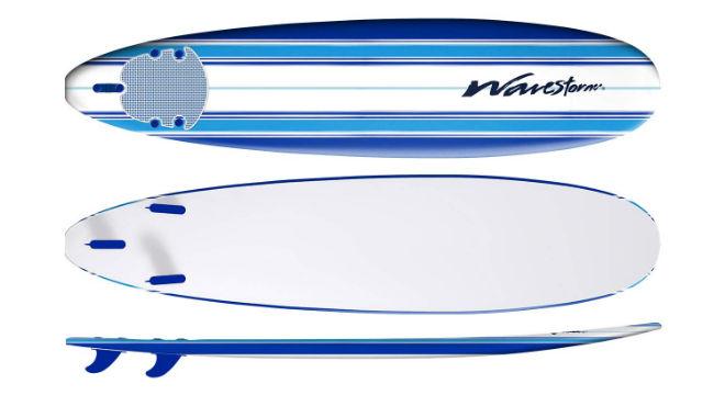 Wavestorm 8 Classic Surfboard