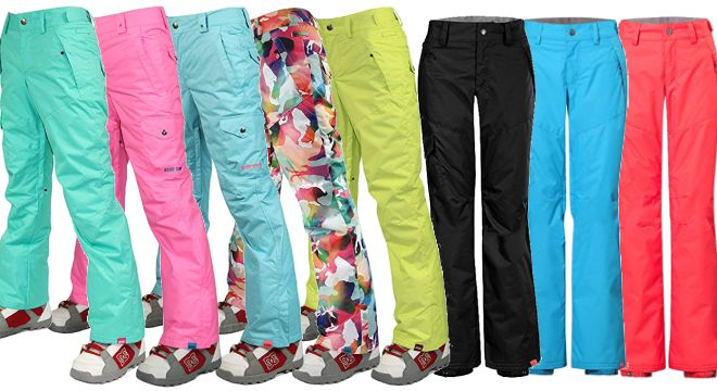 APTRO Womens Snow Pants