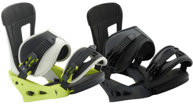 Burton Freestyle Snowboard Bindings