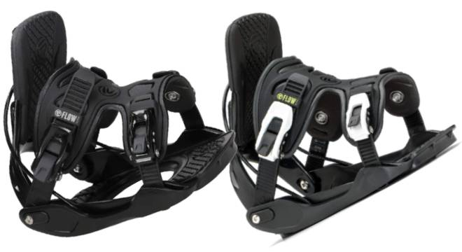 Flow Alpha Snowboard Bindings 2018