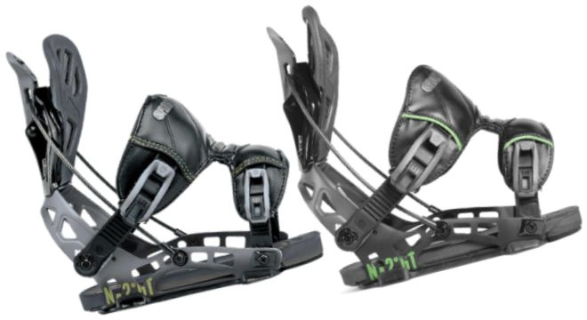 Flow NX2-GT Snowboard Bindings 2018