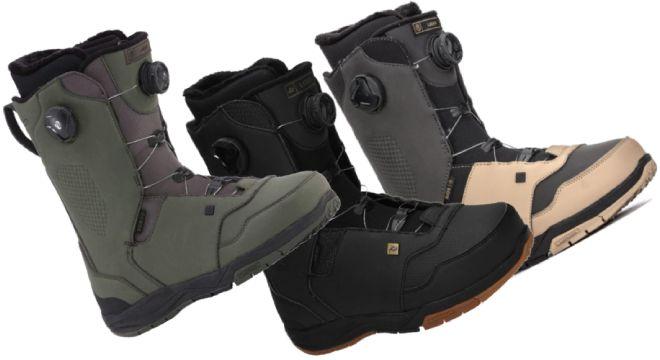 Lasso Ride 858 snowboard boots