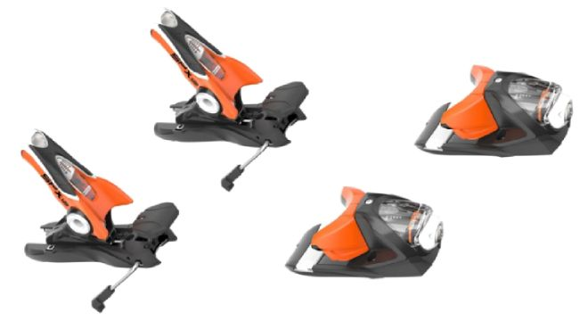 Look SPX 12 Dual WTR Ski Bindings