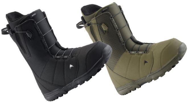Moto Burton snowboard boots