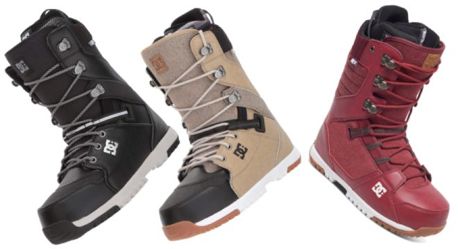 Mutiny DC Shoes snowboard boots