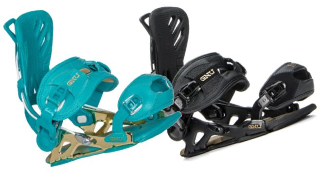 GNU B-Free Snowboard Bindings Women