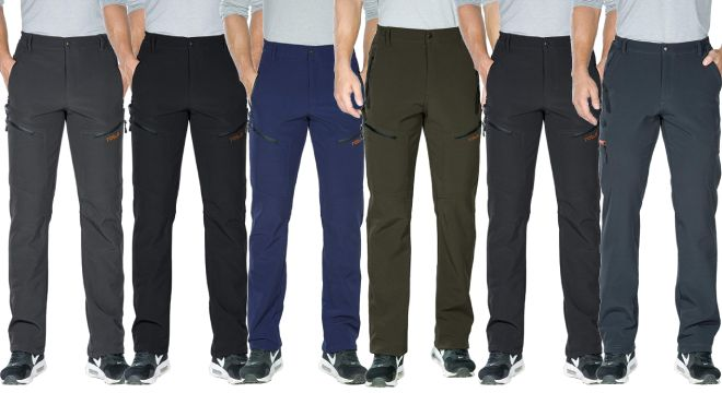 Nonwe Mens Outdoor Pants