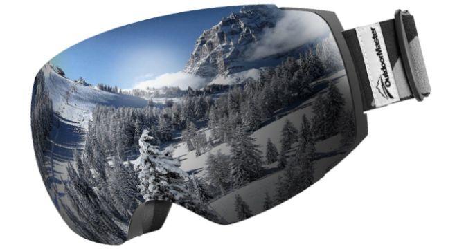 Outdoor Master Ski Goggles PRO