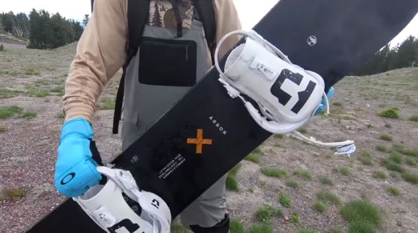 Snowboard Shapes