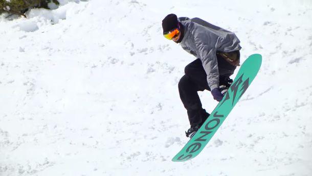 Snowboard Profile