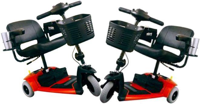 Travel Pro Premium 3-Wheel Mobility Scooter