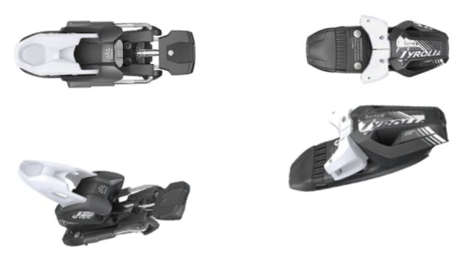 Tyrolia RX 12 Ski Bindings
