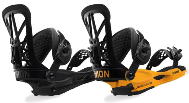 Union Flite Pro Snowboard Bindings Men