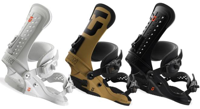 Union Force Snowboard Bindings Men