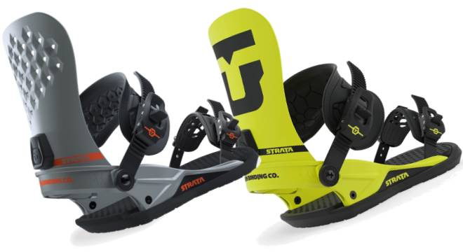 Union Strata Snowboard Bindings Men