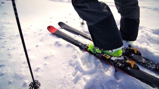 Why we need ski bindings