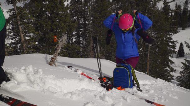 Why we need ski goggles