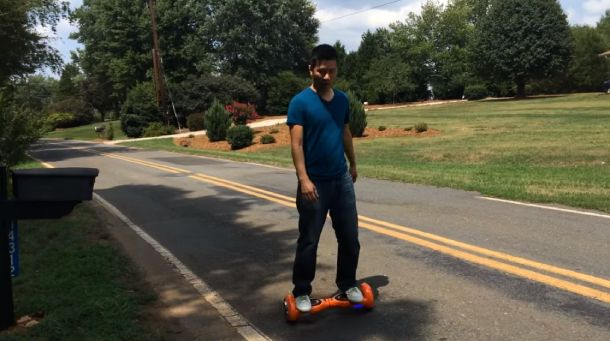 6 wheel standard hoverboard
