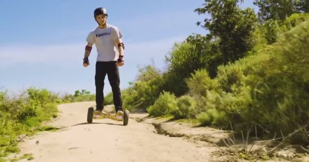 10 wheel off-road hoverboards