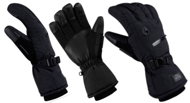 CAMYOD Waterproof Ski Snowboard Gloves