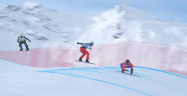 Snowboard cross events 2019
