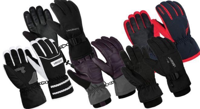 VBG VBIGER Ski Gloves