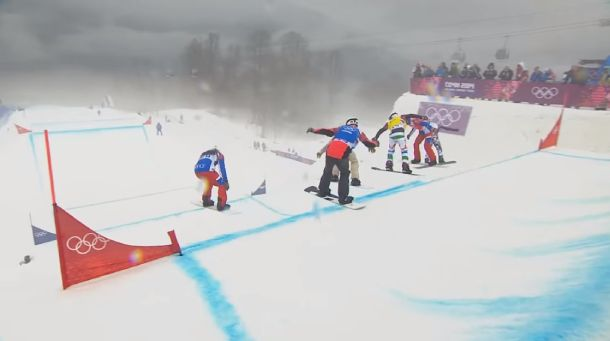 How to get into snowboard cross