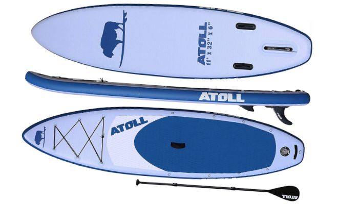 Atoll Cruiser Paddle Board