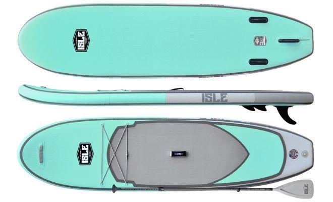 ISLE Airtech Paddle Board