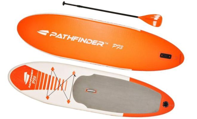 Pathfinder Inflatable Stand Up Paddle Board