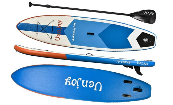 Uenjoy Inflatable Stand Up Paddle Board
