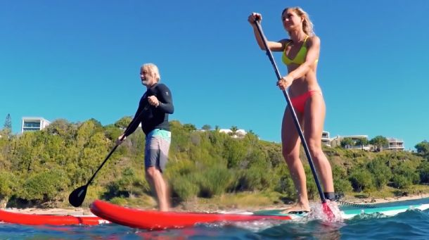 Why Should You Use Stand up Paddle Board