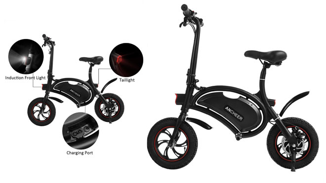 ANCHEER Folding 350W Electric Scooter