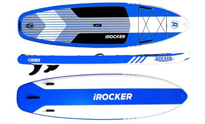iROCKER Cruiser Paddle Board