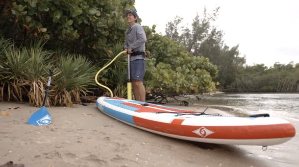 How long do inflatable paddle boards last