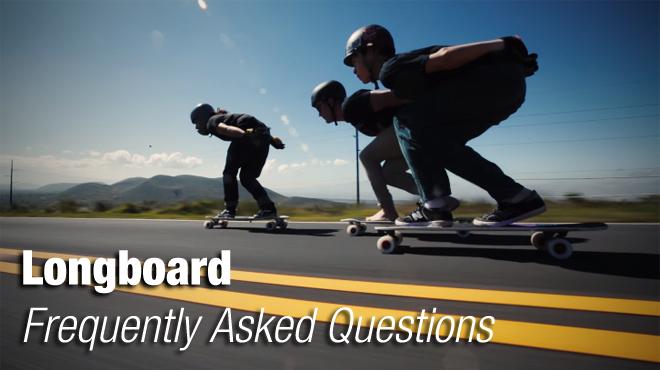 longboard faq