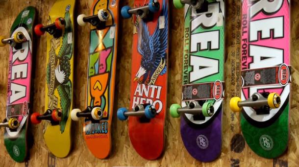 Remember to pick the right kind of board