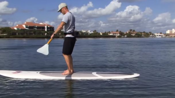 How much weight can a paddleboard hold