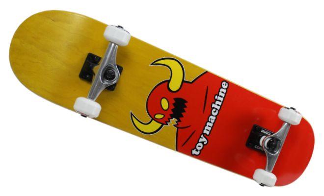 Complete Pro Monster Skateboard
