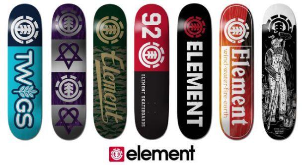 Element Decks