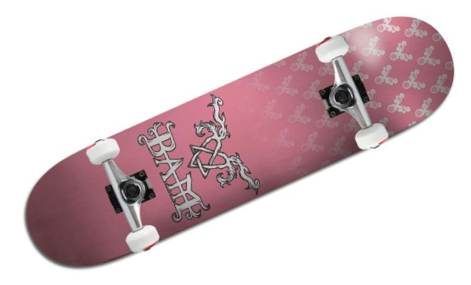 Element Skateboards Bam Heartagram