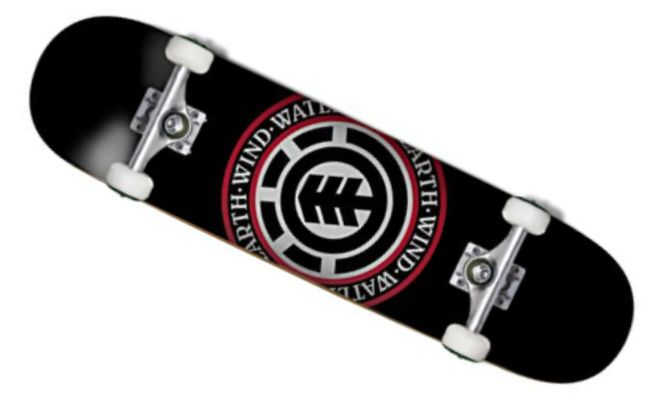 Element Skateboards Seal